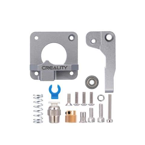 Creality MK8 Extruder Grey Aluminum Alloy Block Upgrade Kit