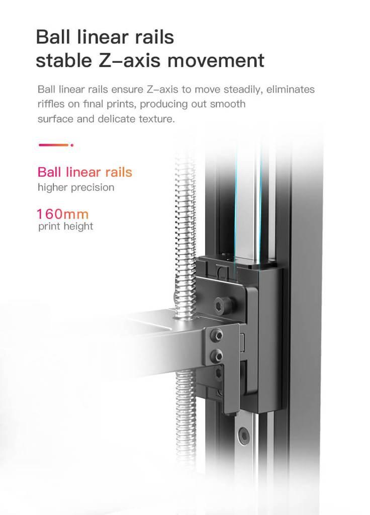 Creality LD-002R LCD Resin 3D Printer